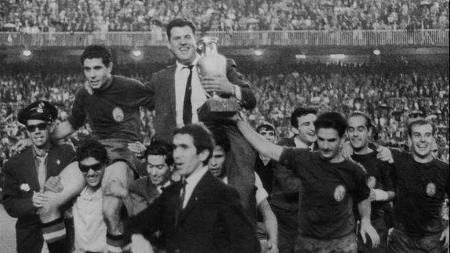 Eurocopa de 1964, la venganza de España