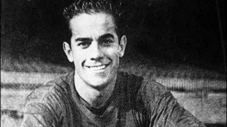 Luis Suárez fue el mejor jugador de la Eurocopa 1964
