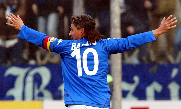 Roberto Baggio fue uno de los mejores jugadores italianos de los 90.