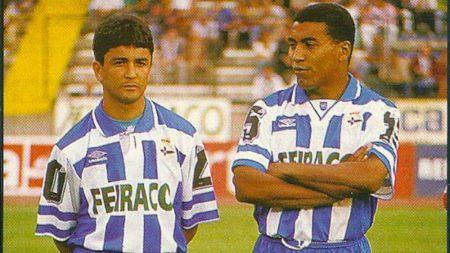 Los fichajes de Bebeto y Mauro Silva cambiaron la historia del Deportivo
