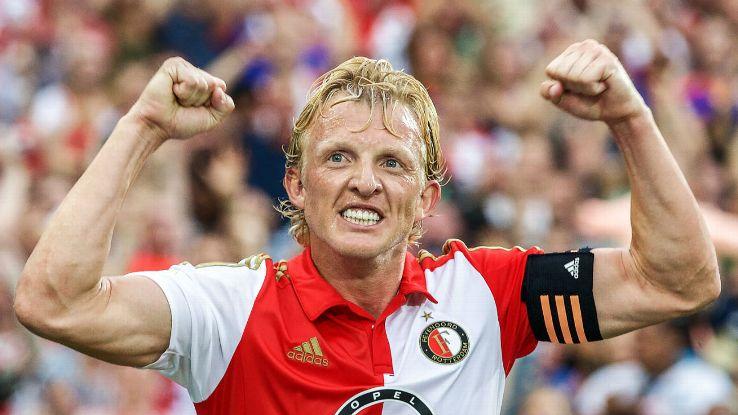 Dirk Kuyt. El resurgir del Feyenoord