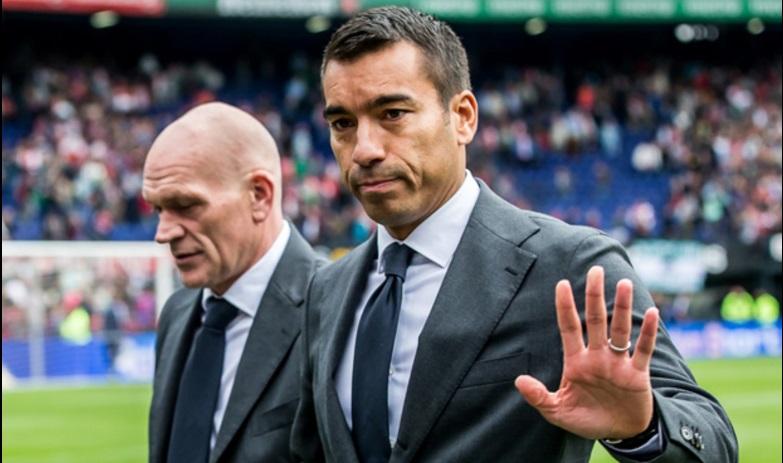 Van Bronckhorst. El resurgir del Feyenoord