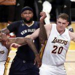 Drama en el sótano NBA