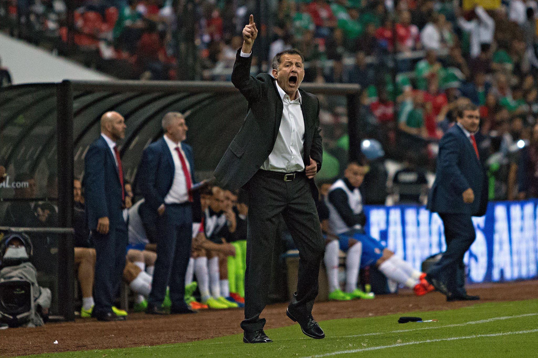 Análisis de la México de Osorio