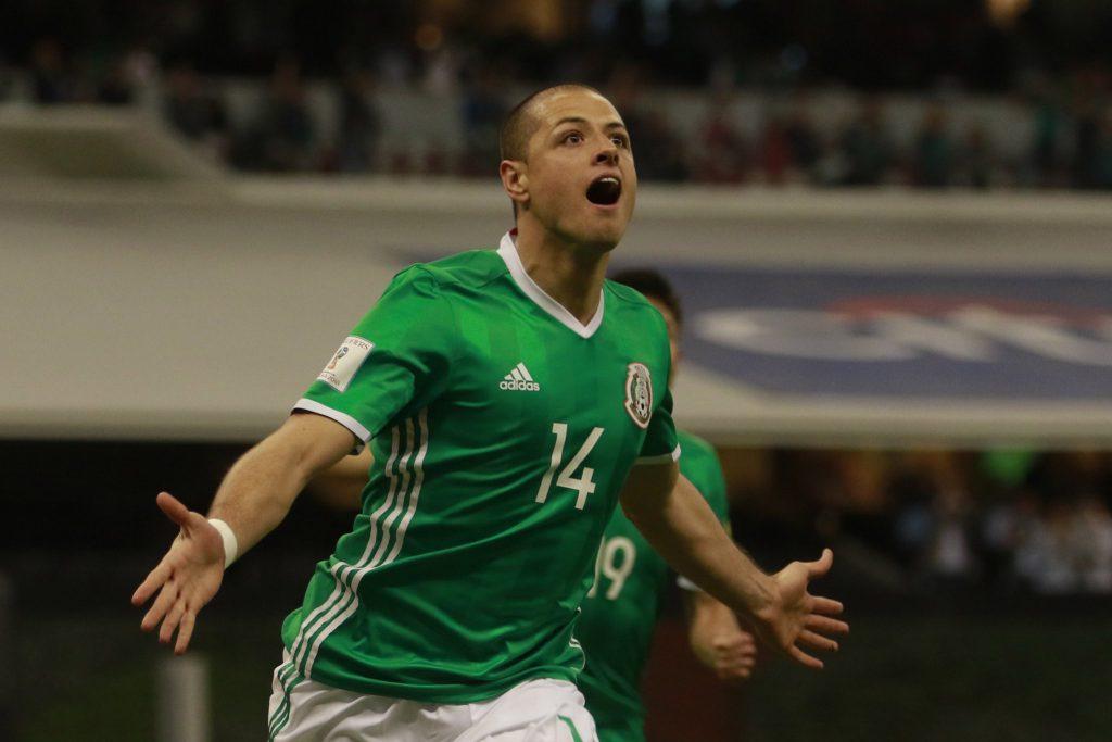 Chicharito es uno de los máximos goleadores de la historia de la Liga MX
