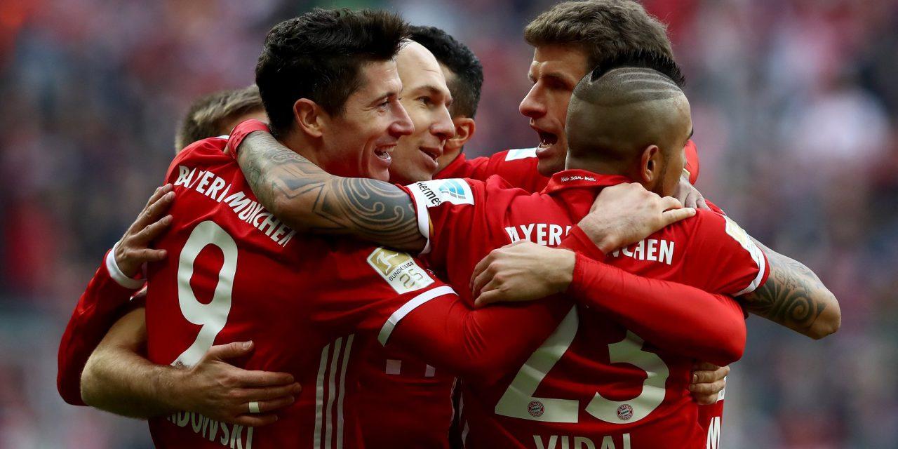 Bayern München, con sed de gloria europea