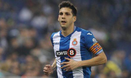 Javi López y el Espanyol se muestran su amor