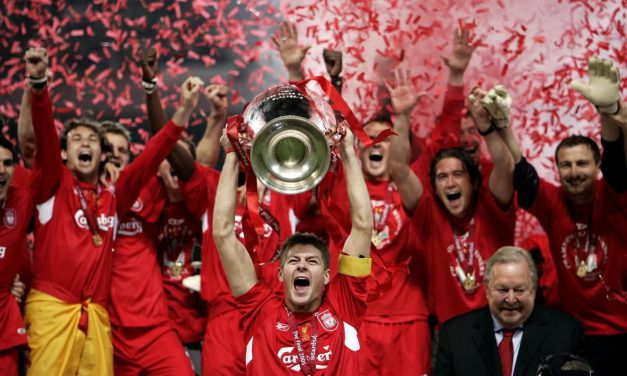Liverpool, you'll never lose alone