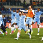 Celebración Lazio