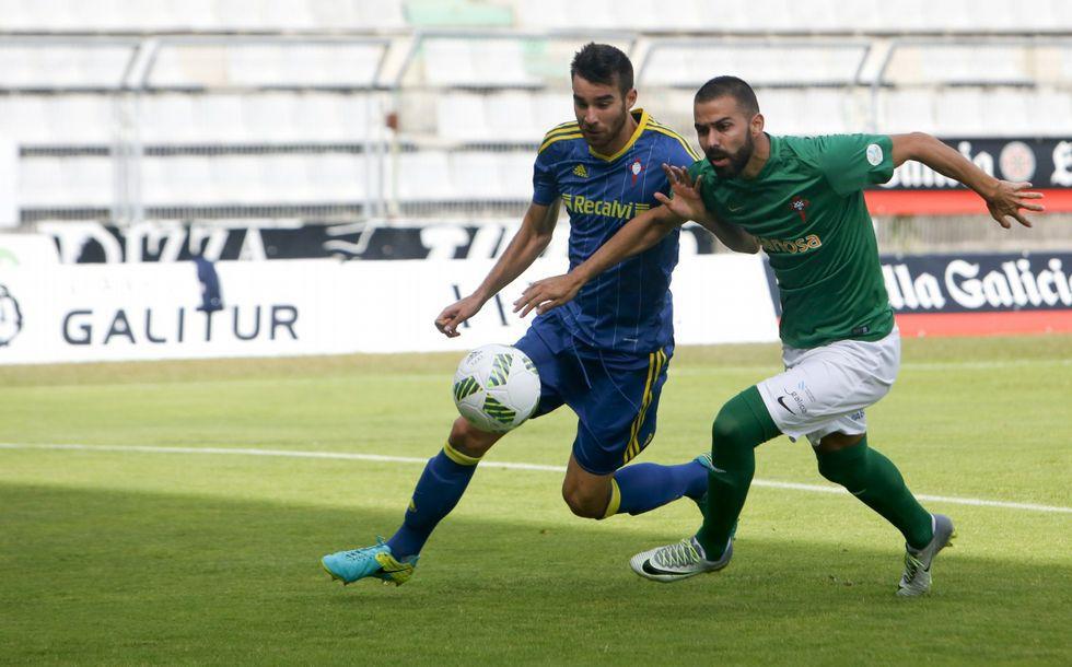 Borja Iglesias y Joselu