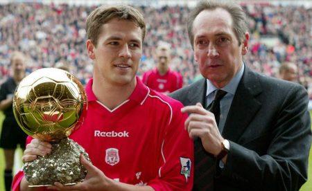 Owen privó a Raúl de su Balón de Oro