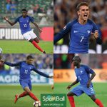 Futuro de la selección francesa. Jugadores.