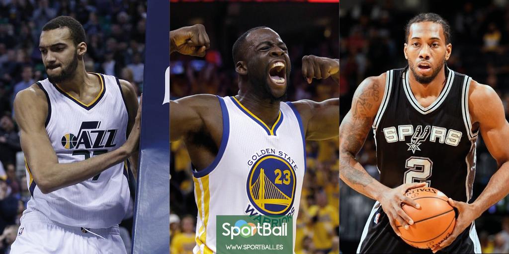 Premios individuales NBA: los candidatos a jugador defensivo del año.