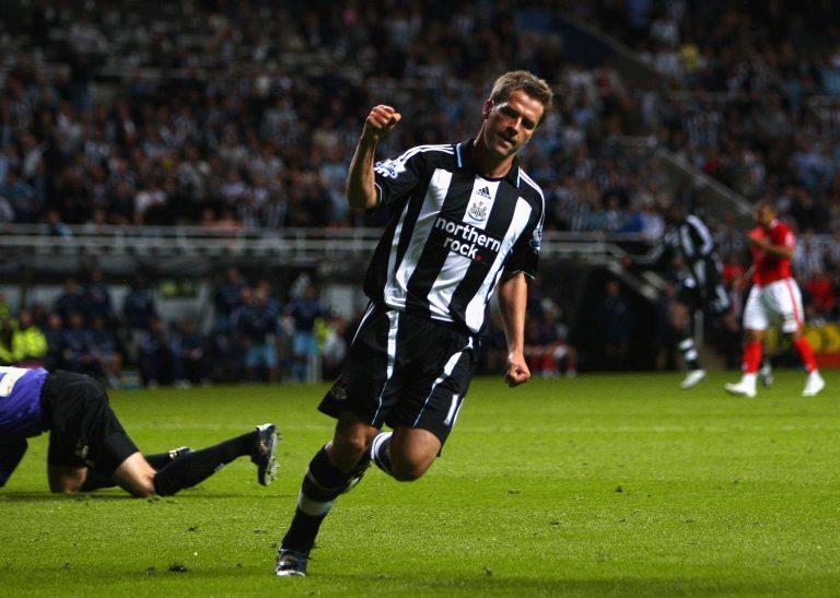Fichado como una estrella, Michael Owen no pudo mostrar su valía en el Newcastle por las lesiones