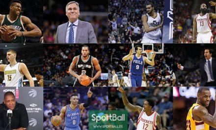 Pronósticos premios individuales NBA