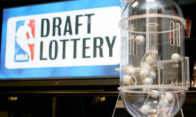 Lotería del draft 2017: las probabilidades de cada franquicia NBA