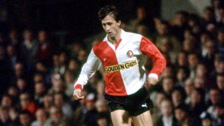 Johan Cruyff se vengó del Ajax fichando por el Feyenoord