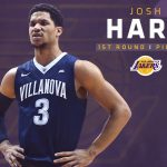 Josh Hart, así juega el número 30 del draft 2017