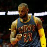 LeBron James, el rey de los Playoffs