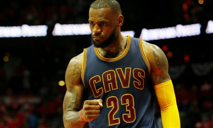 LeBron James, el rey de los Playoffs