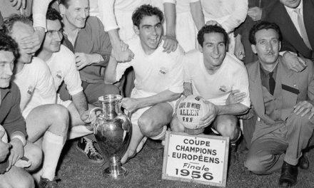 Historia de la Primera Copa de Campeones de Europa
