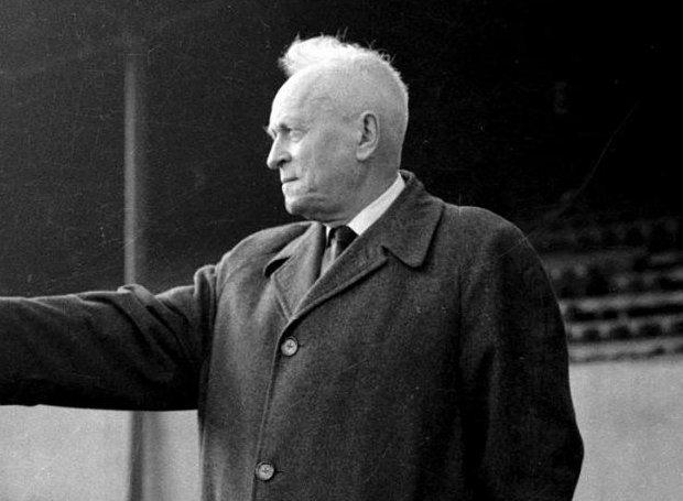 Hanot, el creador de la primera Copa de Europa.