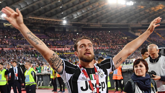 Las notas de la Juve Campeona 2016-17. La rotura del ligamento en la pasada temporada le ha quitado protagonismo en la actual pero ha ganado la Coppa Italia siendo titular. Calcionews24.com