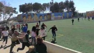 El Elche lucha contra la violencia en el fútbol