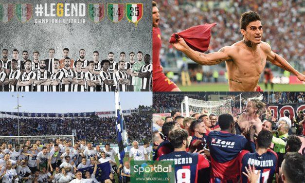 Serie A 2016-2017: las notas del campeonato