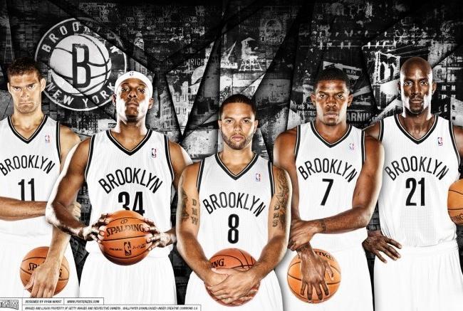 Megatraspaso Nets Celtics. Quinteto de los Brooklyn Nets