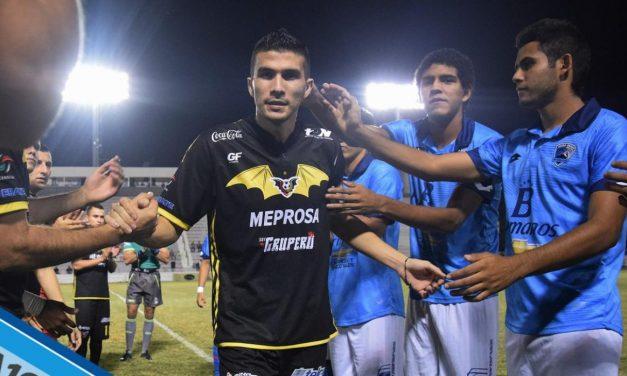 Ezequiel Orozco y el fútbol unidos contra el cáncer