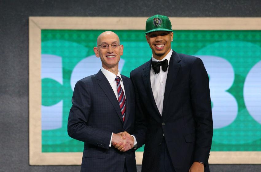 Tatum, la elección de Draft de los Celtics en 2017.