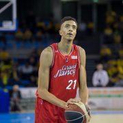Jugadores que se presentan al draft 2017: Jonnathan Jeanne