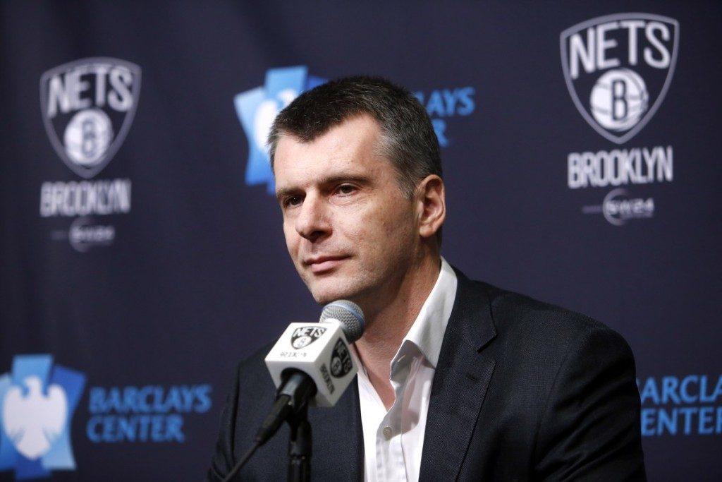 Megatraspaso Nets Celtics. Mijaíl Prójorov, la pifia del Draft.