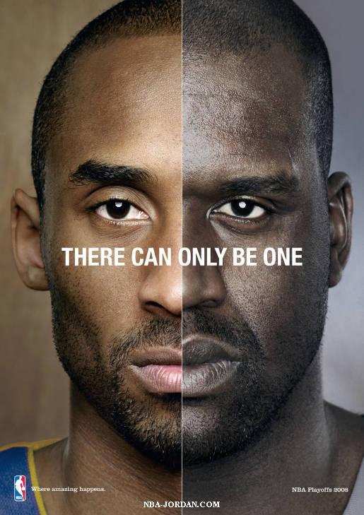 Shaq y Kobe, la amistad rota
