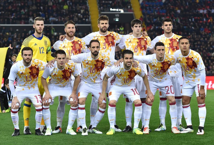 España vs Italia. Los seleccionados deben aparcar las competiciones cotidianas para centrarse en el enfrentamiento ante Italia y Liechtenstein. (Imagen: mundodeportivo.com)