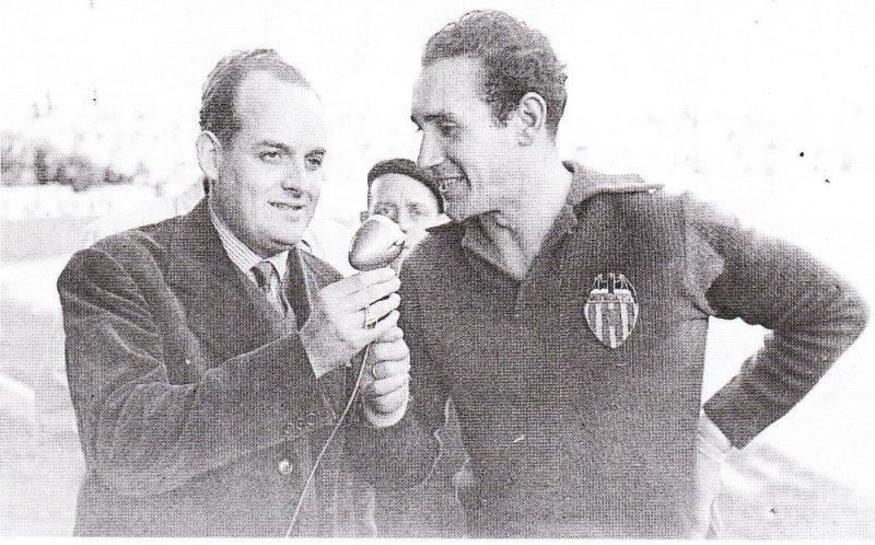 Porteros vascos. Ignacio Eizaguirre, figura destacada del valencianismo. josecarlosrincon.blogspot.com