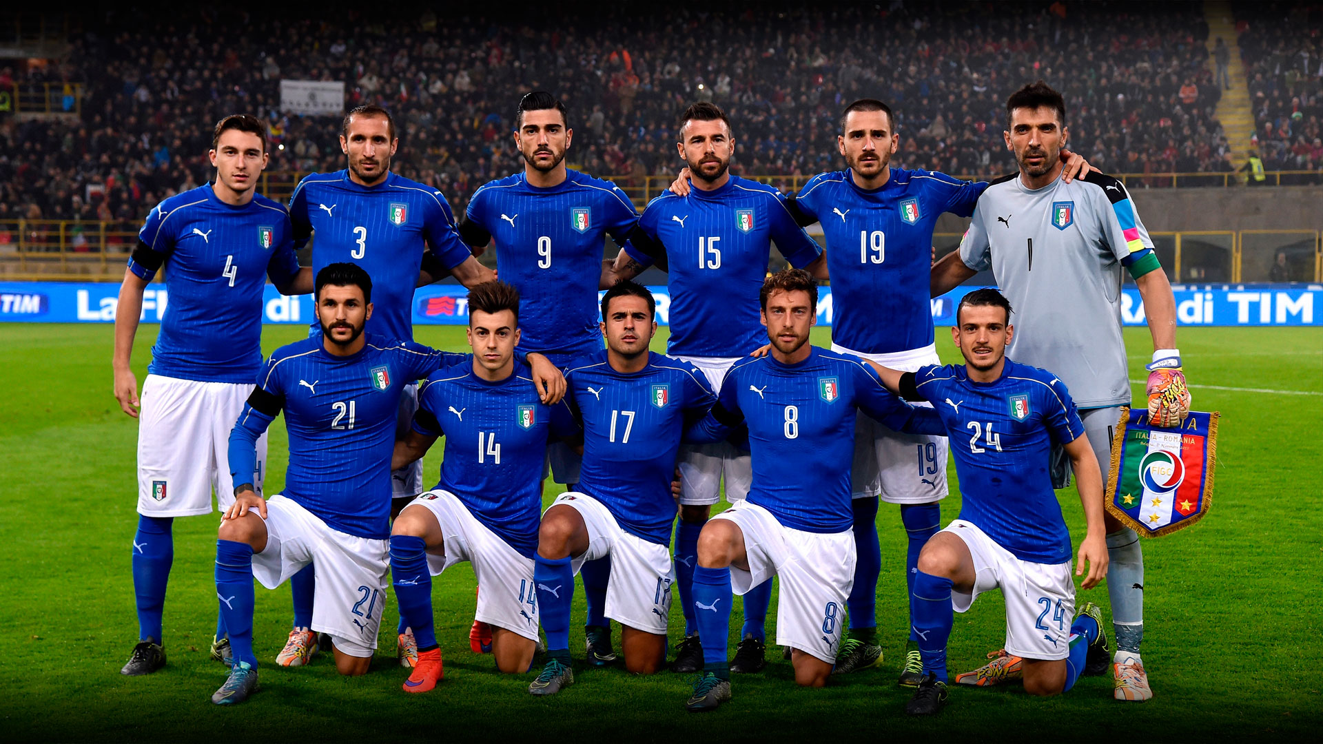 España vs Italia. La selección italiana, próximo rival de la Roja. (Imagen: nexogol.nexofin.com).