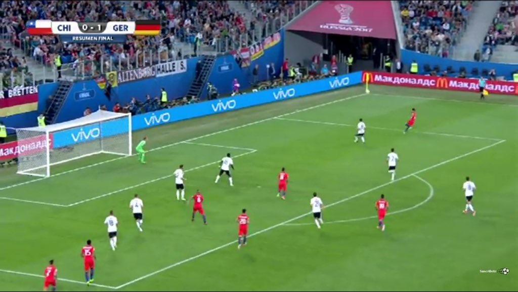 Alemania campeona Confederaciones 2017.