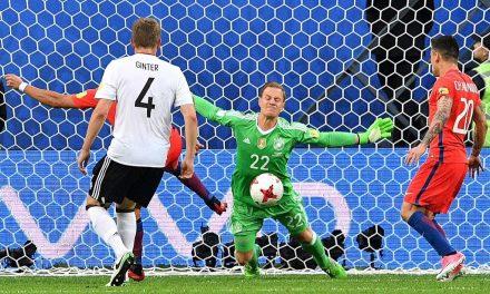 Alemania vence 1-0 a Chile y se proclama campeón de confederaciones