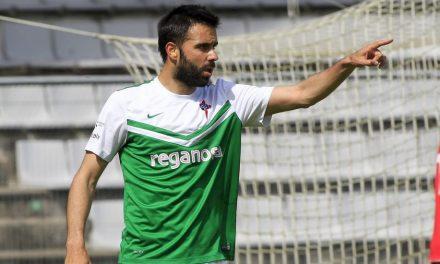 Joselu, así juega el delantero del Rácing de Ferrol