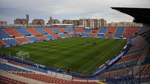 Levante récord de abonados. El Ciutá de Valencia lucirá lleno en La Liga.