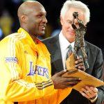 Lamar Odom vuelve a los Lakers