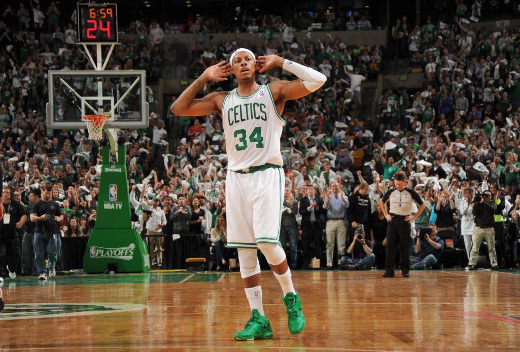 Paul Pierce es uno de los máximos anotadores NBA de la historia