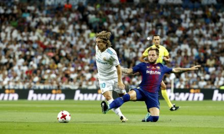El vendaval Real Madrid remacha a un triste Barcelona