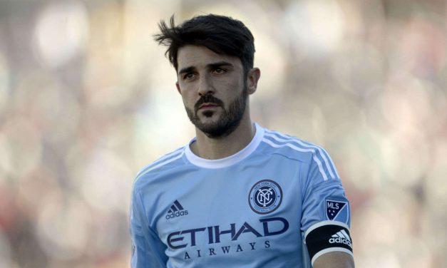David Villa, el futbolista inmortal