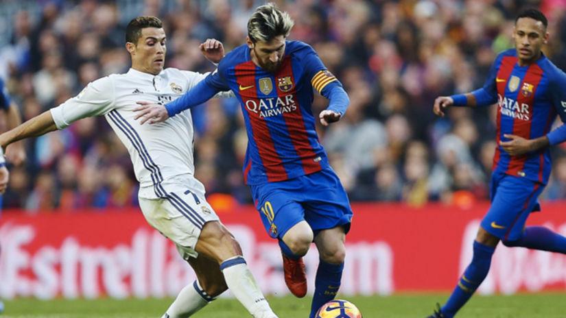 Favoritos Champions League 2017-18. Messi liderará a un FC Barcelona a la deriva