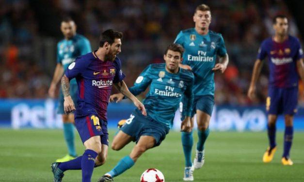 Un impotente Barça tira la Supercopa ante un equilibrado Real Madrid