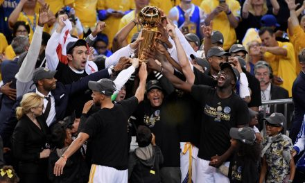 """Strength in numbers"", la historia de los Golden State Warriors"