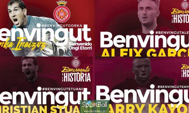 Al Girona no le asusta la Primera División
